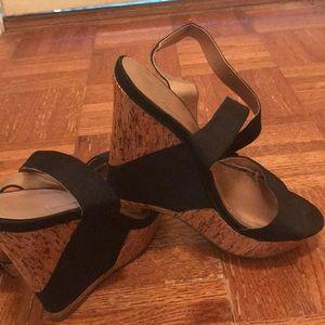 BCBG generation sandals 6.5